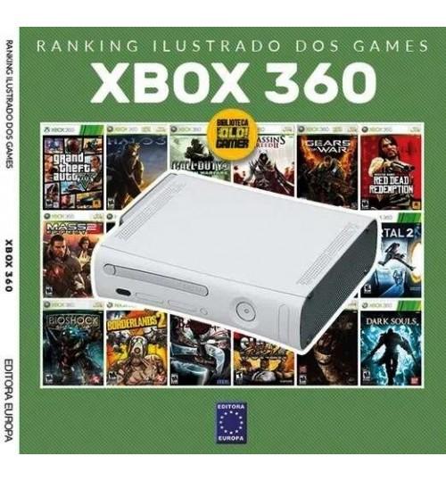 Livro Ranking Ilustrado dos Games - Xbox 360