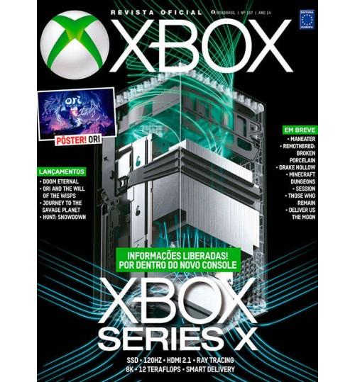 Revista Oficial Xbox - Xbox Séries X N° 167