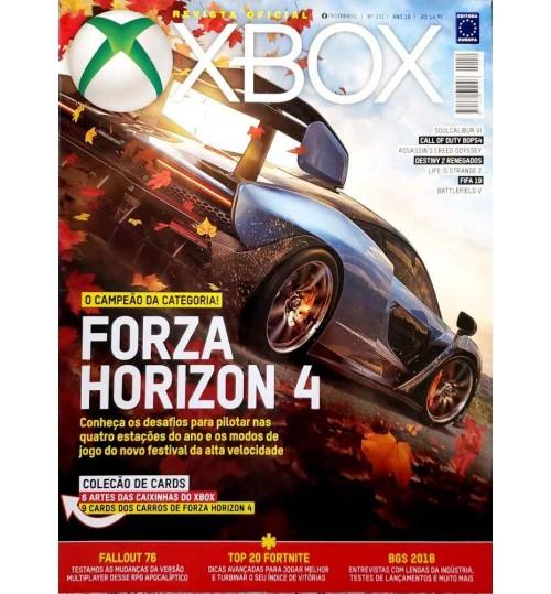 Revista Oficial Xbox - O campeão da categoria! Forza Horizon 4 N° 151