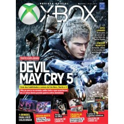Revista Oficial Xbox - Teste explosivo: Devil May Cry 5 N° 154