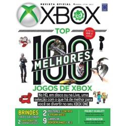 Revista Oficial Xbox - Top 100 melhores jogos de Xbox N° 161