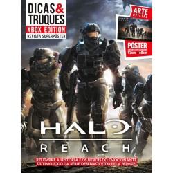 Revista Superpôster Dicas & Truques Xbox Edition - Halo Reach