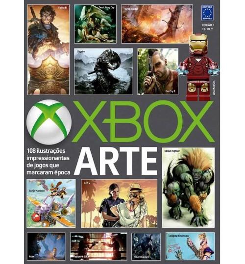 Revista Xbox Arte Volume 1