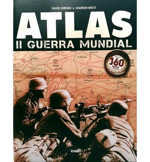 Livro Atlas II Guerra Mundial