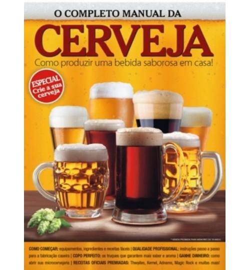 Revista O Completo Manual da Cerveja