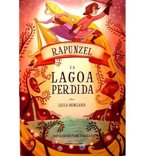 Livro Rapunzel e a Lagoa Perdida