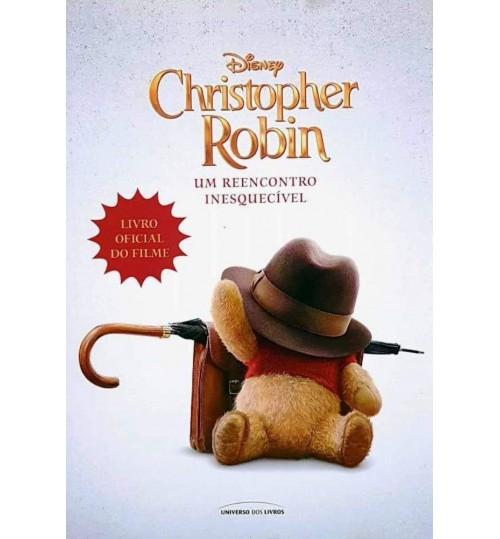 Livro Christopher Robin Um Reencontro Inesquecível
