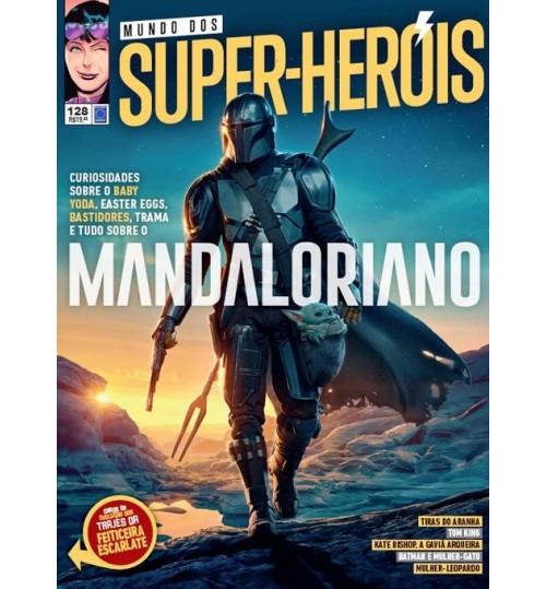 Revista Mundo dos Super-Heróis - Mandaloriano N° 128