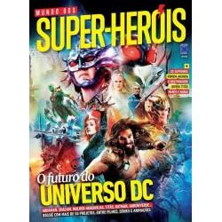 Revista Mundo dos Super-Heróis - O Futuro do Universo DC N° 102