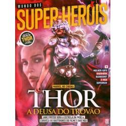 Revista Mundo dos Super-Heróis - Thor A Deusa do Trovão N° 118