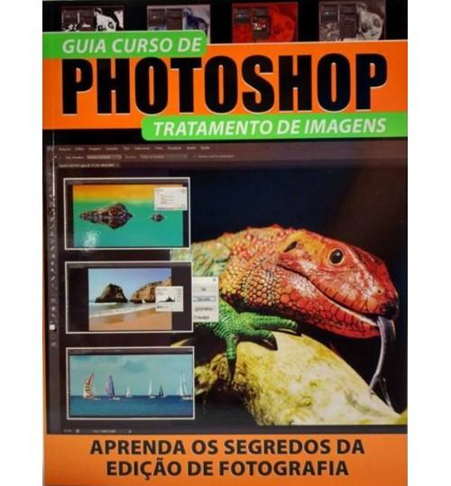Revista Guia Curso de Photoshop Tratamento de Imagens