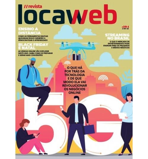 Revista Locaweb - 5G N° 104