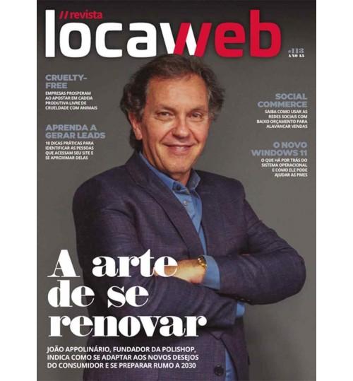 Revista Locaweb - A Arte de se Renovar N° 113