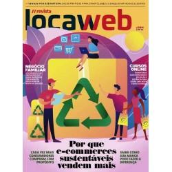 Revista Locaweb - Porque E-commerces Sustentáveis Vendem Mais N° 108