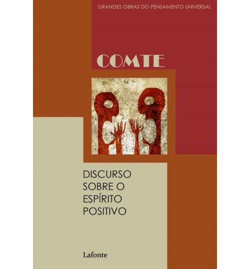 Livro Discurso sobre o Espírito Positivo - Comte