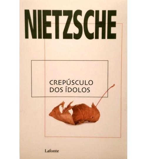 Livro Crepúsculo Dos �dolos - Friedrich Nietzsche