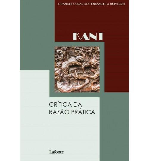 Livro Crítica da Razão Prática - Kant