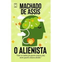 Livro O Alienista - Machado de Assis