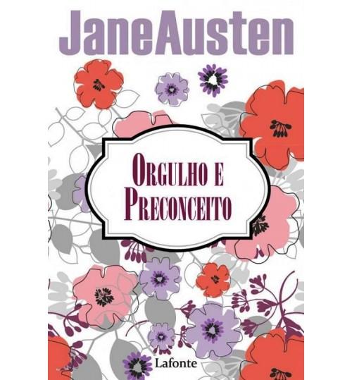 Livro Orgulho e Preconceito - Jane Austen