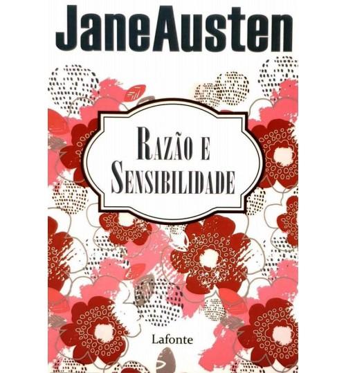 Livro Razão e Sensibilidade - Jane Austen
