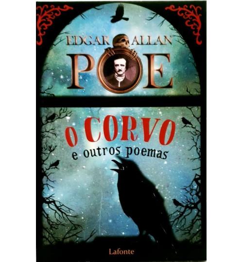 Livro O Corvo e Outros Poemas - Edgar Allan Poe