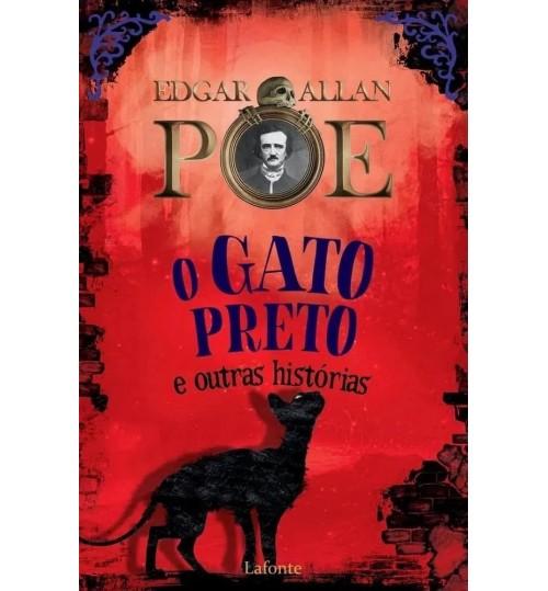 Livro O Gato Preto - Edgar Allan Poe