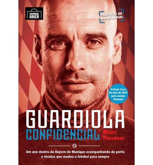 Livro Guardiola Confidencial