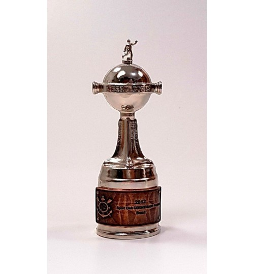 Mini Taça Corinthians Campeão Libertadores 2012