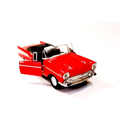 Miniatura Chevrolet Bel Air 1957