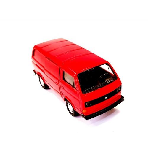 Miniatura Volkswagen T3 Van Furgão