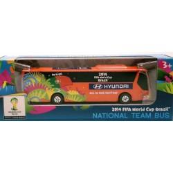 Miniatura Ônibus Hyundai Portugal Copa Do Mundo