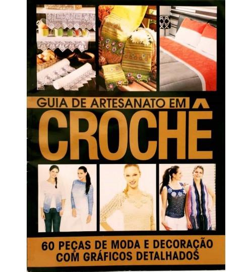 Revista Guia de Artesanato em Crochê