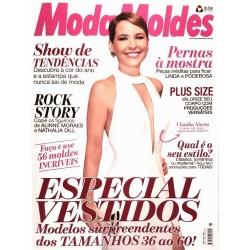 Revista Moda Moldes Edição Especial Vestidos Nº 91