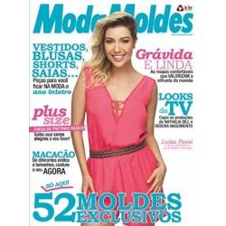 Revista Moda Moldes Só Aqui, 52 Moldes Exclusivos N° 70