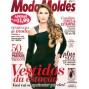 Revista Moda Moldes Vestidos da Estação (Vestido Preto) Nº 85