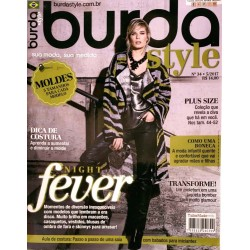Revista Burda Style Night Fever N° 34