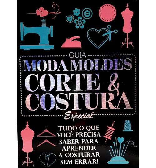 Revista Guia Moda Moldes Corte e Costura Especial