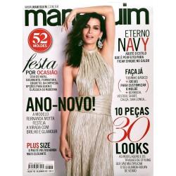 Revista Manequim Ano-Novo N° 705