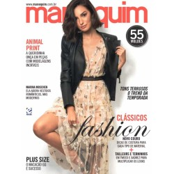 Revista Manequim Clássicos Fashion N° 718