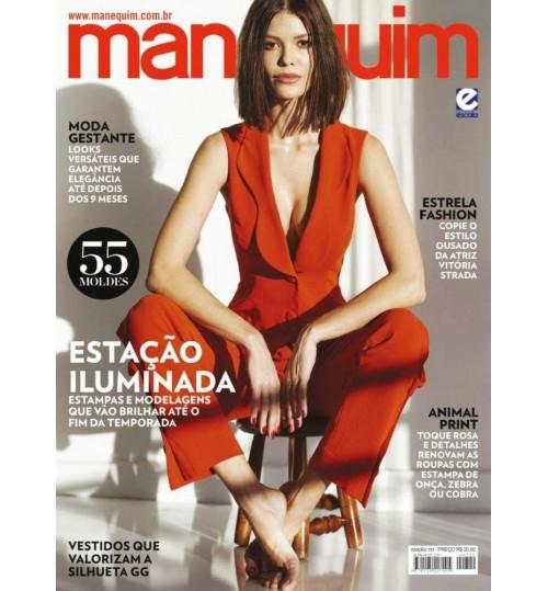 Revista Manequim Estação Iluminada N° 731
