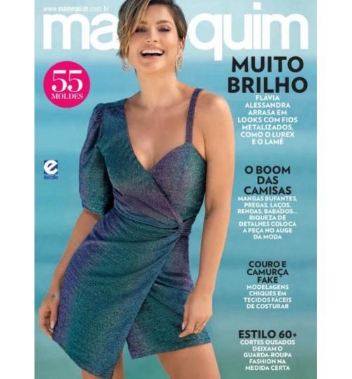 Revista Manequim Muito Brilho N° 729