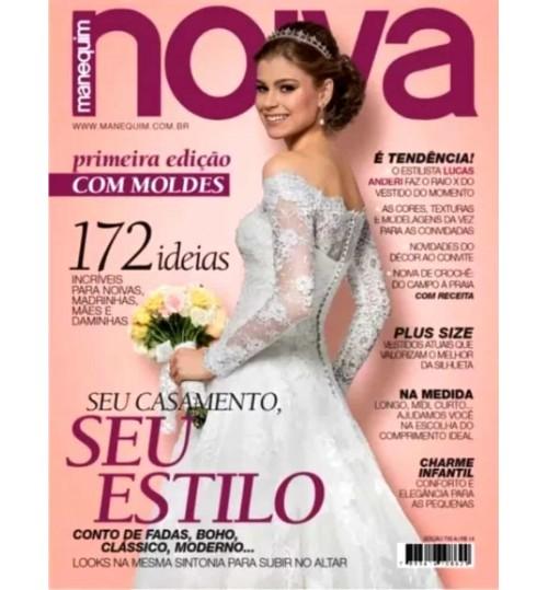 Revista Manequim Noiva - Seu Estilo N° 700A