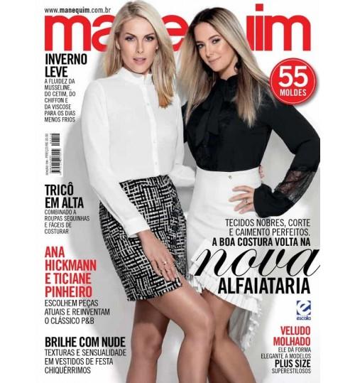 Revista Manequim Nova Alfaiataria N° 709