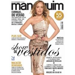 Revista Manequim Show de Vestidos N° 714