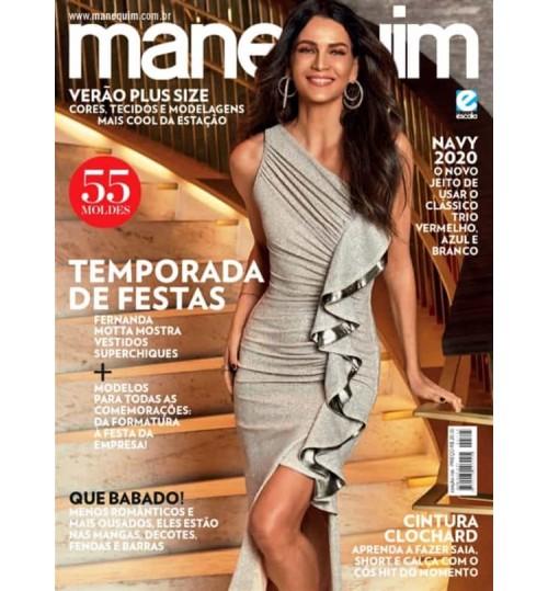 Revista Manequim Temporada de Festas N° 725