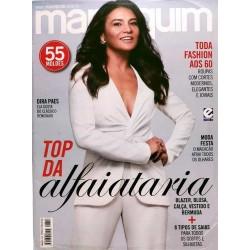 Revista Manequim Top da Alfaiataria N° 716