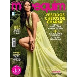 Revista Manequim Vestidos Cheios de Charme N° 735