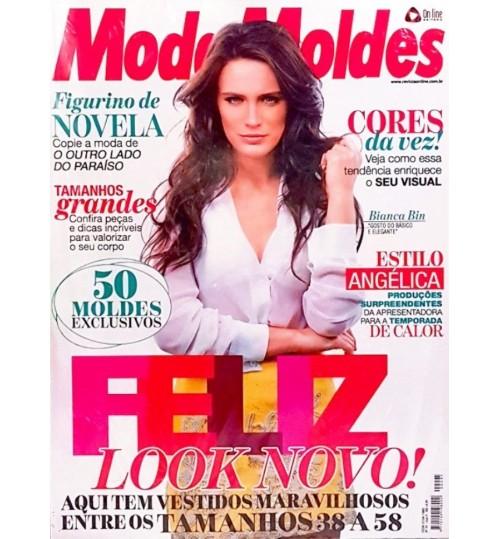 Revista Moda Moldes Feliz Look Novo! Nº 95