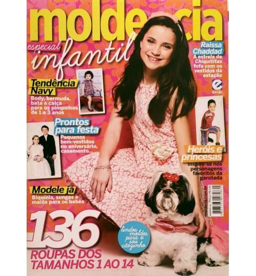Revista Molde & Cia Especial Infantil N° 24