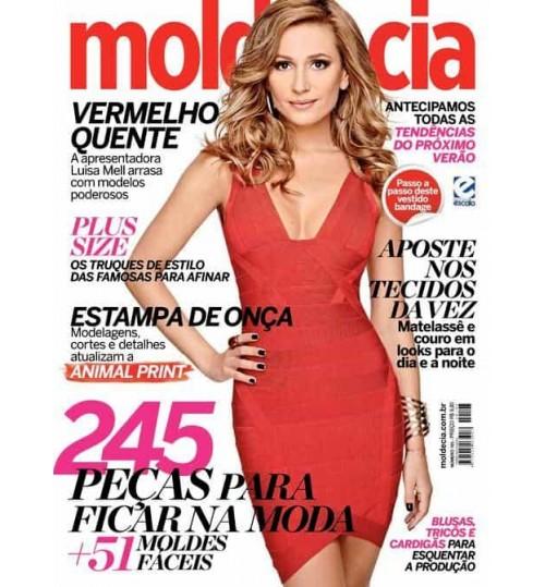 Revista Molde & Cia 245 Peças para Ficar na Moda N° 103